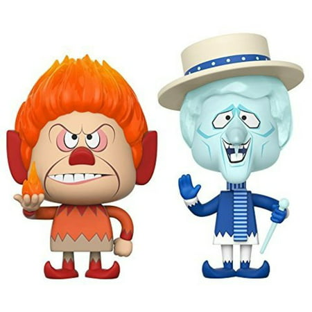 FUNKO VINYL: The Year Without a Santa Claus - 2PK - Heat Miser & Snow Miser ()