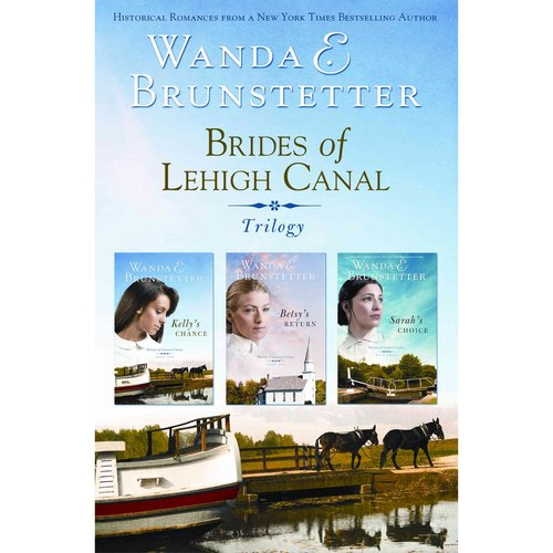 Brides of Lehigh Canal Trilogy