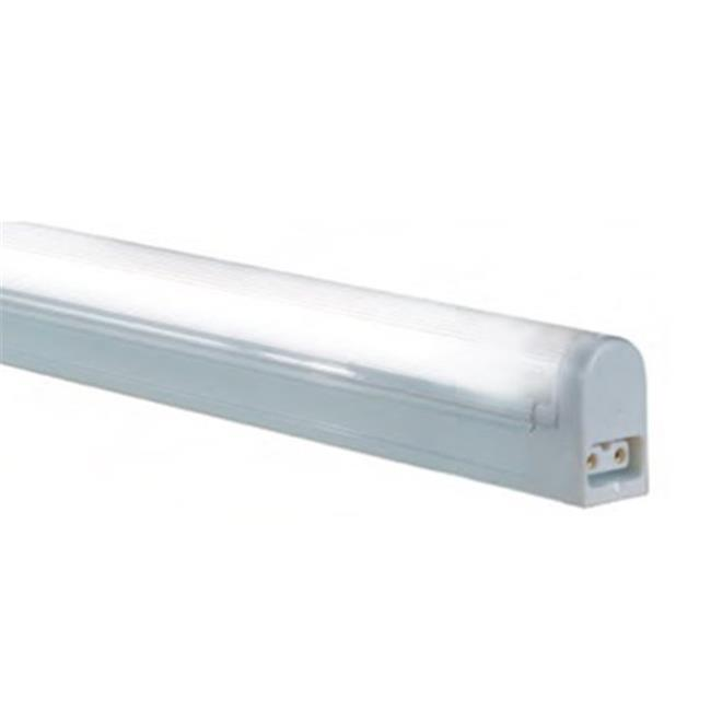 Jesco Lighting SP4-28-RD-W Wire Non-Grounded T4 Sleek Plus - Fluorescent Undercabinet Fixture - Red & White - image 1 of 1