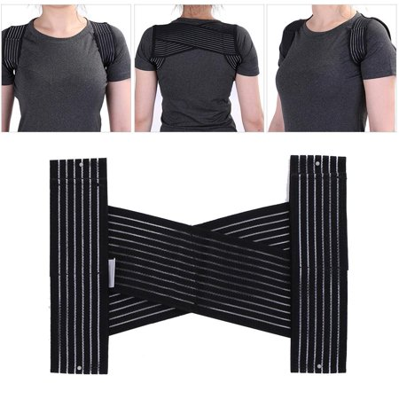 Posture Correction Belt, Shoulder Support Belt,Fosa 2 Sizes New Adult Humpbacked Prevent Posture Correction Shoulder Back Support