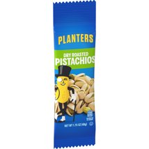 Nuts & Seeds: Planters Dry Roasted Pistachios