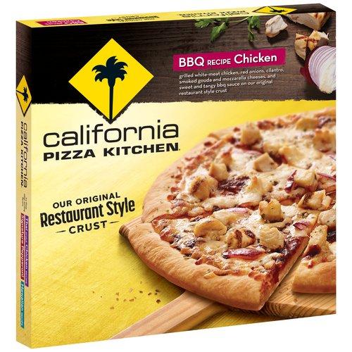 "Cali Pizza Kitchen Cpk 11""cpk Rs Bbq Chicken"