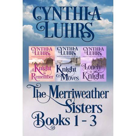Merriweather Sisters Medieval Time Travel Romance Boxed Set Books 1-3 - eBook (Medieval Times Outfits)