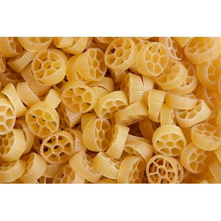 Pasta Wheel - Tommy Wheels Macaroni (GiaRussa) 12 oz (340g)