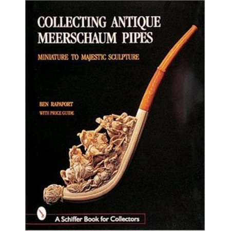 Collecting Antique Meerschaum Pipes: Miniature to Majestic Sculpture
