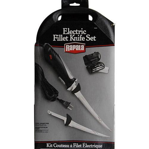 Rapala Pro Guide AC Fillet Knife Set