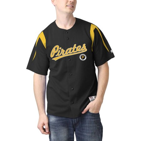 MLB Pittsburgh Pirates Mens Color Block Jersey by
