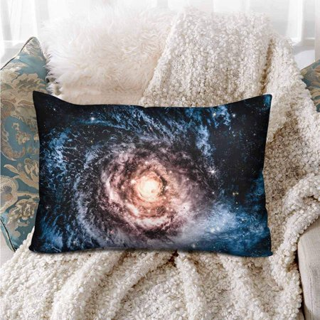 GCKG Awesome Spiral Galaxy Earth Pillow Cases Pillowcase 20x30 inches - image 3 de 4