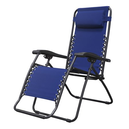 Caravan Sports Zero Gravity Chair, Multiple Colors