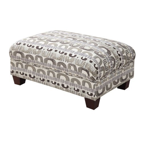 Emerald Home Cocktail Ottoman
