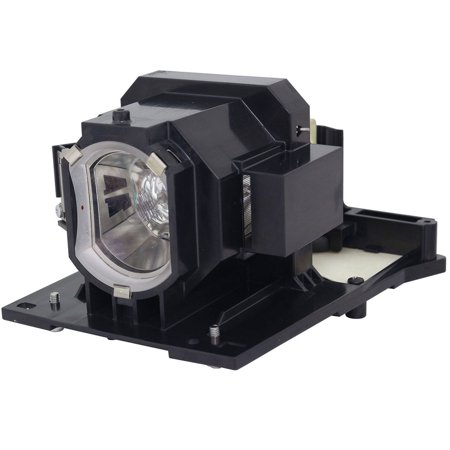 Original Philips Projector Lamp Replacement with Housing for Hitachi DT01931 - image 5 of 5