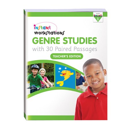 Instant Workstations: Instant Workstations: Genre Studies with 30 Paired Passages Grade 1 Set (Other)