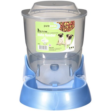 Van Ness Small Auto Feeder, 1ct (color may - Feeder Waterer