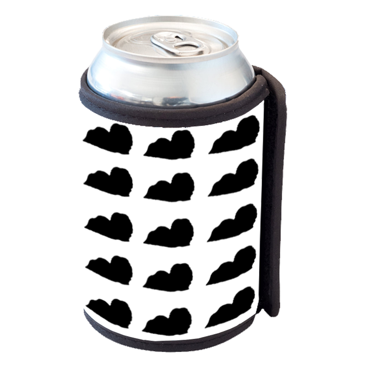 KuzmarK Insulated Drink Can Cooler Hugger - Shih Tzu Dog