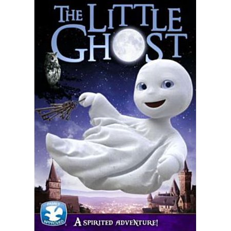 Ghost Movies For Kids (The Little Ghost (DVD))