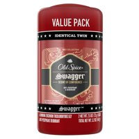 Old Spice Red Collection Swagger Antiperspirant and Deodorant for Men 2.6 oz (Pack of 2)