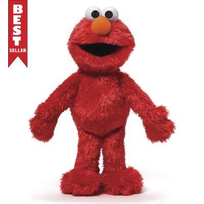 "GUND Sesame Street 13"" Plush Elmo"