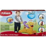 Hasbro Pla Rock Ride N Stride Hippo