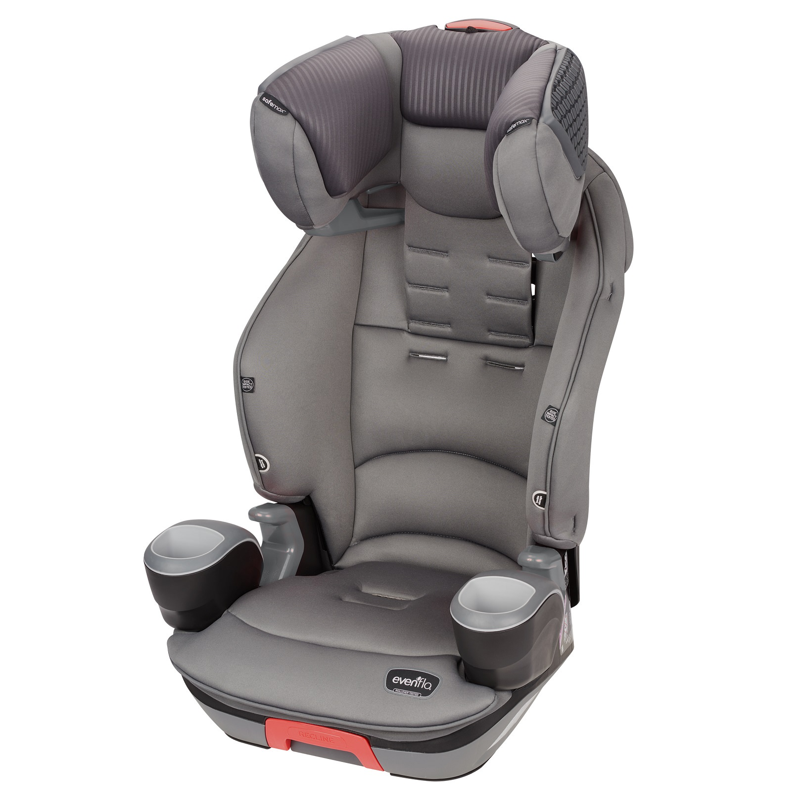 Evenflo Safemax Convertible w/Sensorsafe Car Seat, Charcoal Fizz