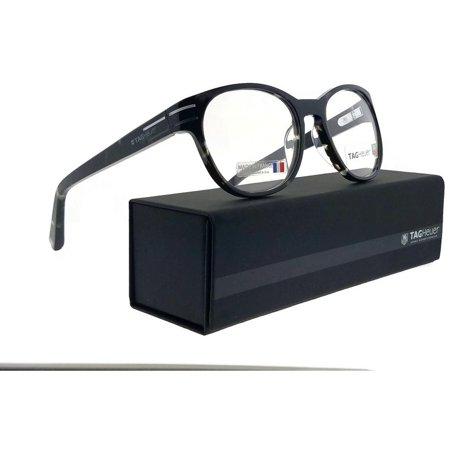 Tag Heuer TH0421-002-1 Full Rim Unisex Tortoise Frame Clear Lens Genuine Eyeglasses NWT