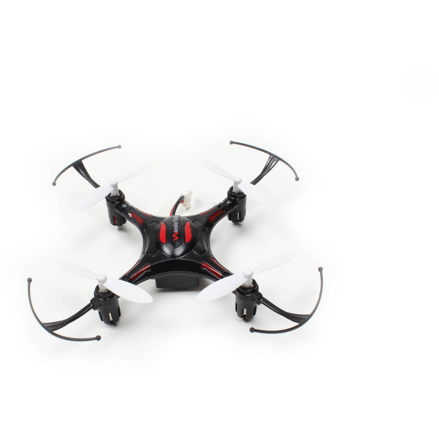 WonderTech Super Mini RC 6-Axis Gyro Remote Control Quadcopter Flying Drone with LED... by WonderTech