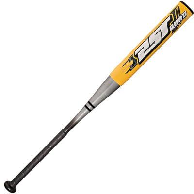 New Worth PST Quad FPQPST 32/22 Fastpitch Softball Bat Yellow -10 RARE