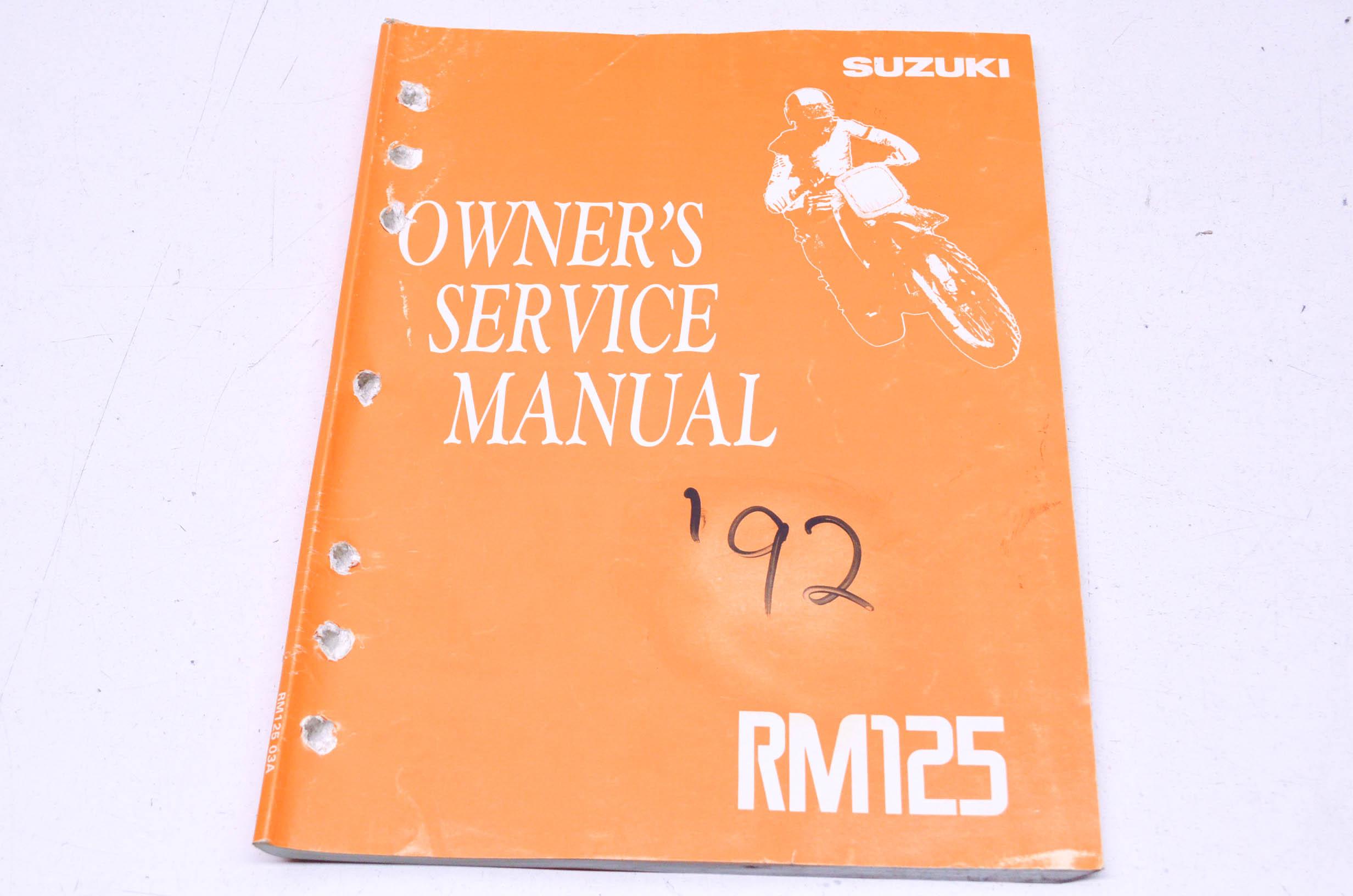 91 suzuki rm 125 service manual ebook