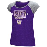 Youth Girl's Sprints Short Sleeve University of Washington Tee Shirt