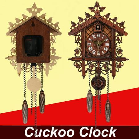 Heads Up Cuckoo Clock - 17.3
