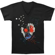 Cure Men's  Dream 12/08 LA Slim Fit T-shirt Black