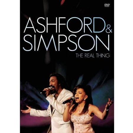 Ashford & Simpson: The Real Thing (Widescreen)