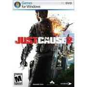 Just Cause 2 ESD Game (PC) (Digital Code)