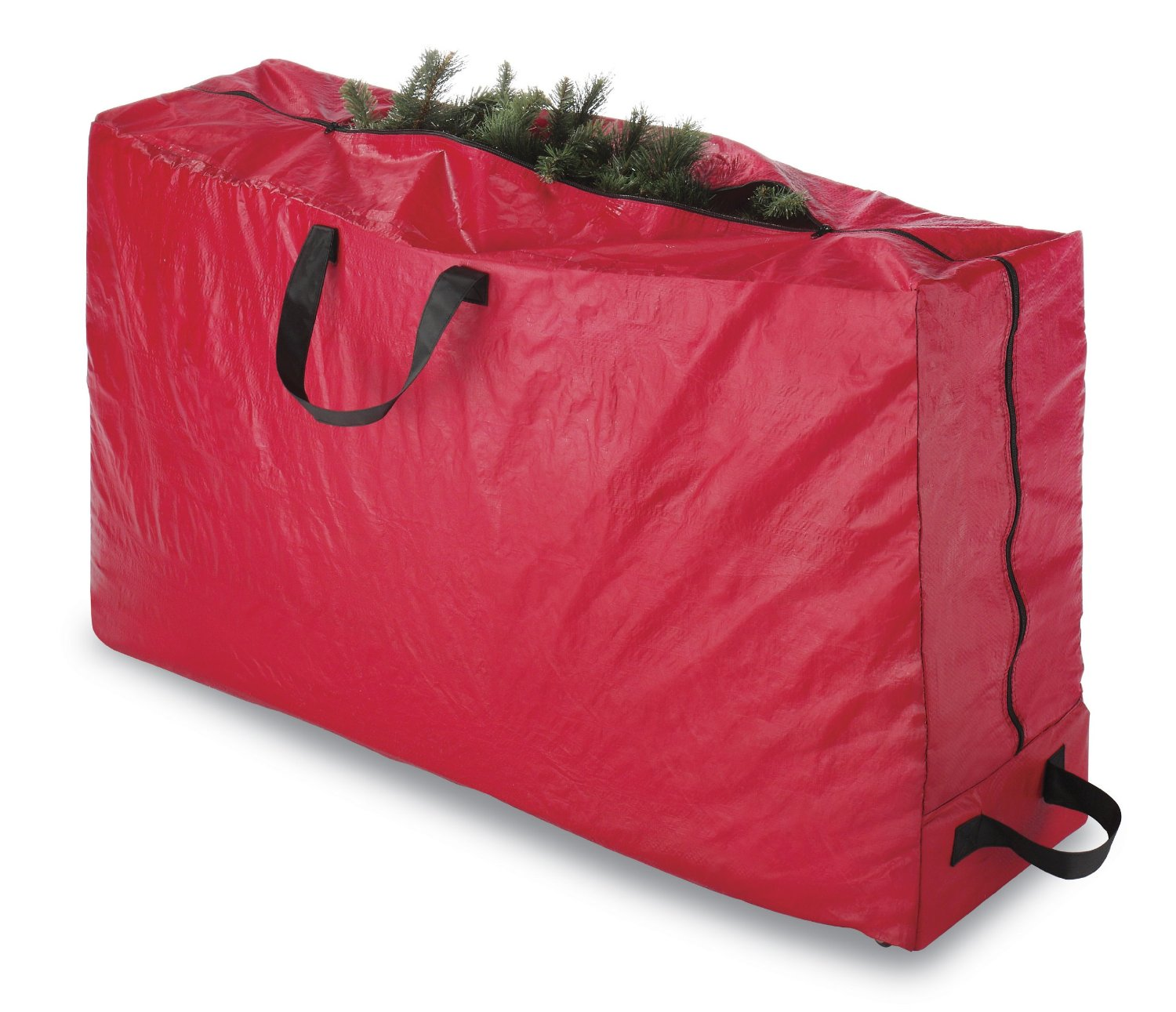 Christmas Tree Bag With Wheels By Whitmor