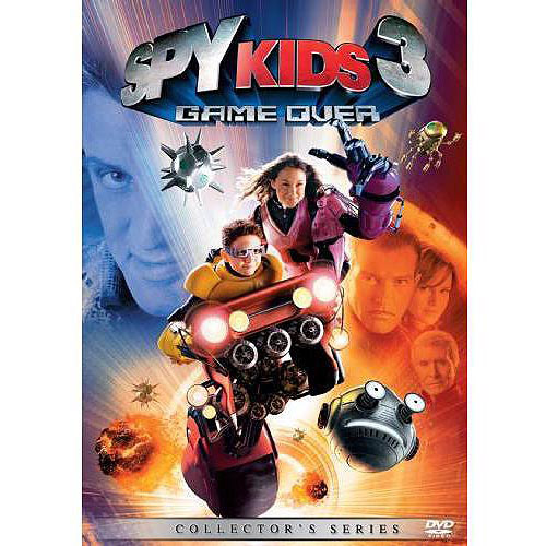 Spy Kids 3: Game Over (Widescreen)