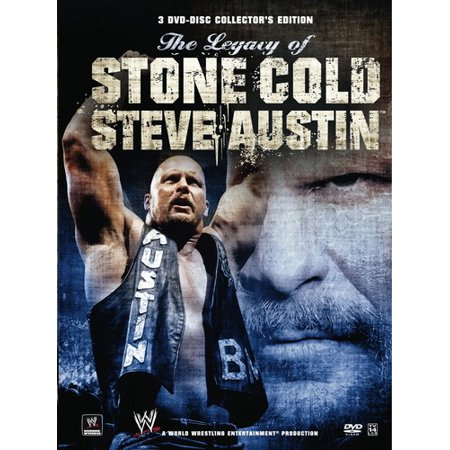 The Legacy of Stone Cold Steve Austin (Three (Stone Cold Steve Austin Hall Of Fame Figure)