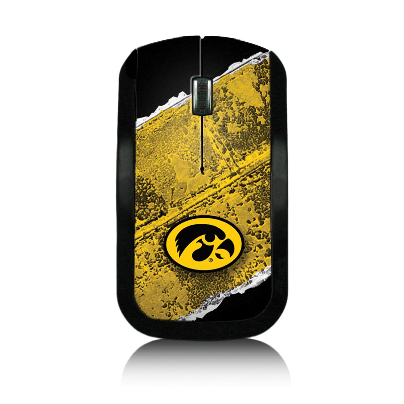 Iowa Hawkeyes Wireless USB Mouse NCAA