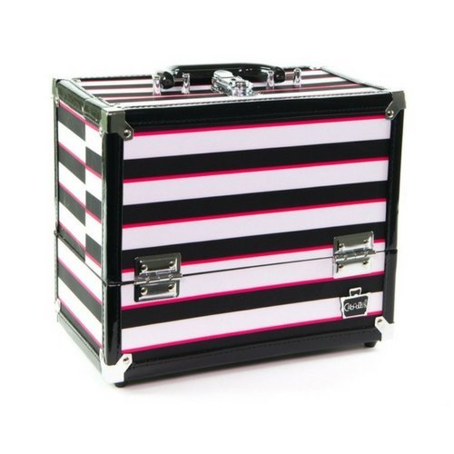 Caboodles Stylist Six Tray Cosmetic Case