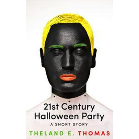 21st Century Halloween Party - eBook