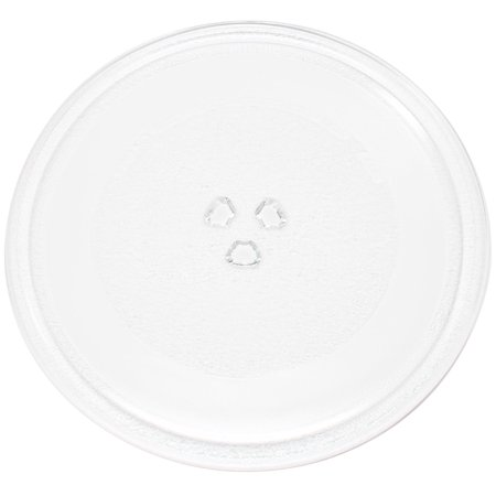 - Microwave Glass Plate Replacement for Magic Chef, Rival, Emerson, Daewoo, Ewave, Avanti, Proline, Panasonic - Compatible with Magic Chef MCB780W, Rival EM720CWA-PM, Rival EM720CWA - 10