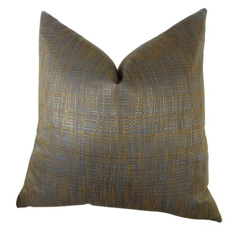 "Plutus Clonamore Handmade Throw Pillow, (Double sided 22"" x 22"") - image 1 de 1"