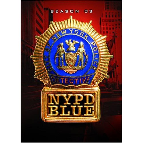 NYPD Blue: Season 3 (Full Frame)