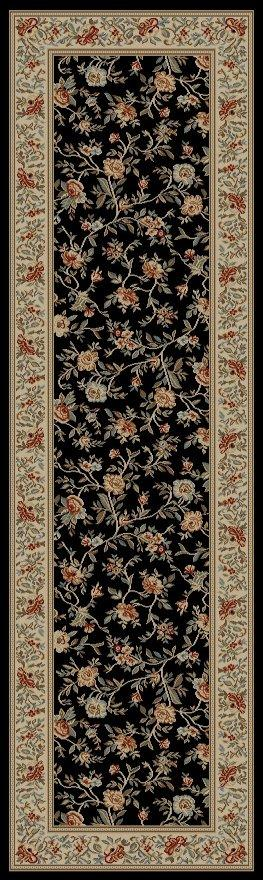 Concord Global Trading Ankara Collection Floral Garden Area Rug by Concord Global