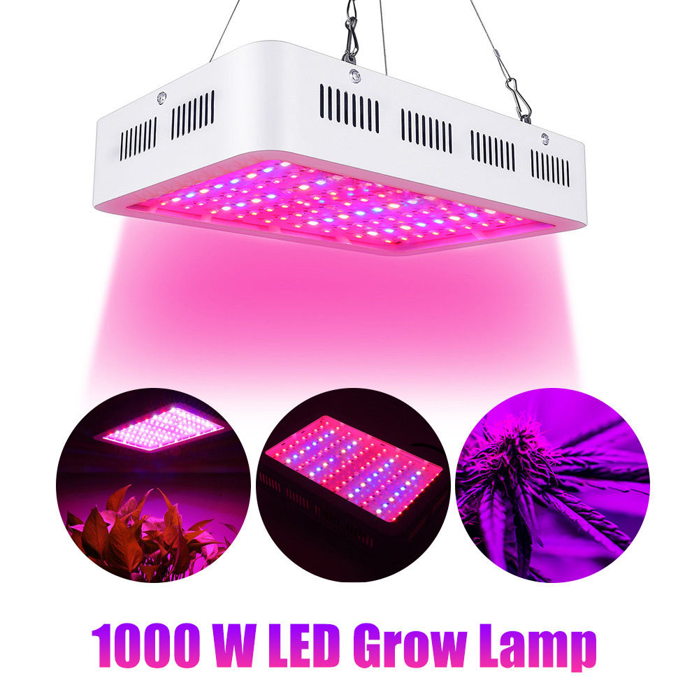 3000W LED Grow Plant Light Panel Lamp Full Spectrum UV For Hydroponic Plant Veg