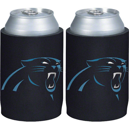 NFL - Carolina Panthers Can Koozie 2-Pack