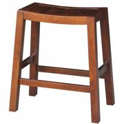 """Ranch Stool, 24"""", Multiple Finishes"""