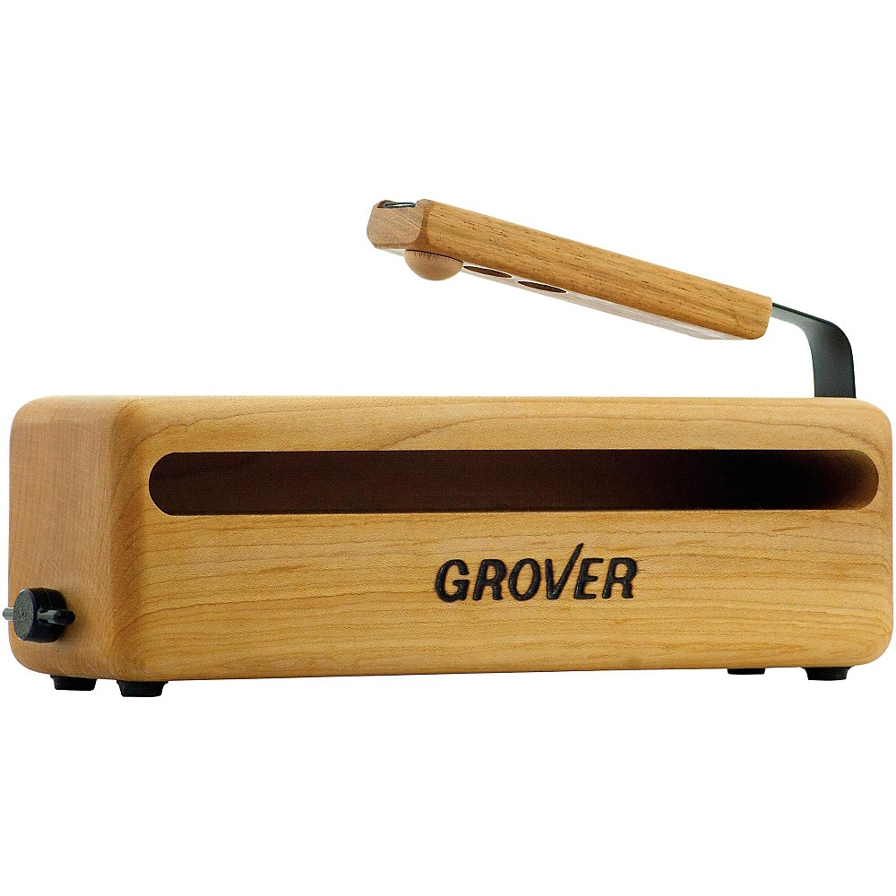 Grover Pro Woodblock with BlocKnock 10 in. by Grover Pro