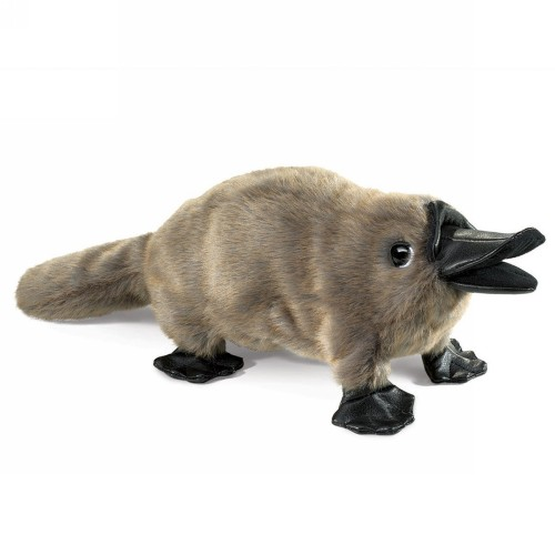 Baby Platypus Puppet by Folkmanis - 3037