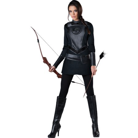 Womens Warrior Huntress Costume - - Female Warrior Costumes