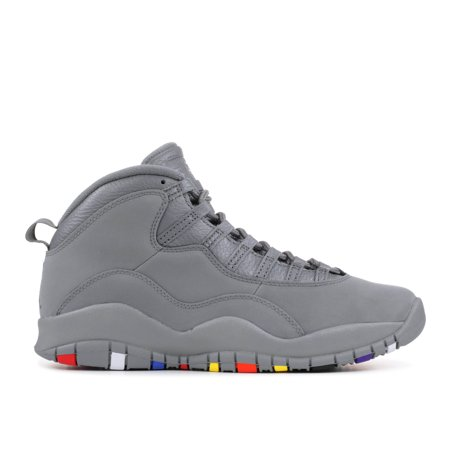 2a398197a29b Air Jordan - Men - Air Jordan 10 Retro  Cool Grey  - 310805-022 ...
