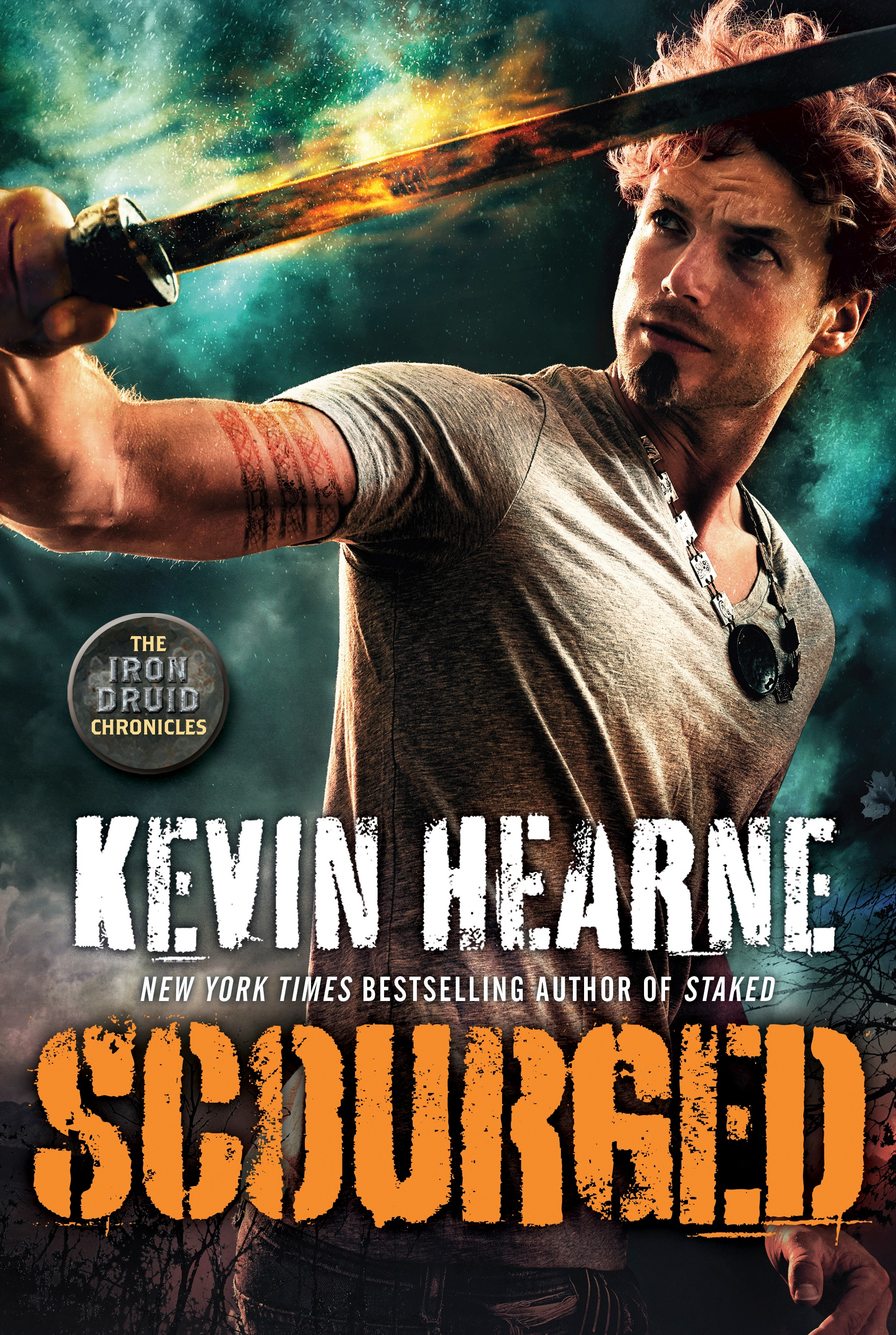 Kevin Hearne Staked Ebook